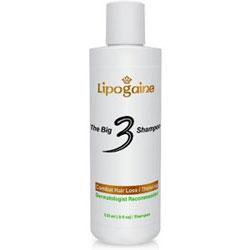 Lipogaine Big 3 Shampoo Reviews