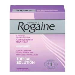 Does Rogaine Work? Rogaine Before and After Pictures and Reviews