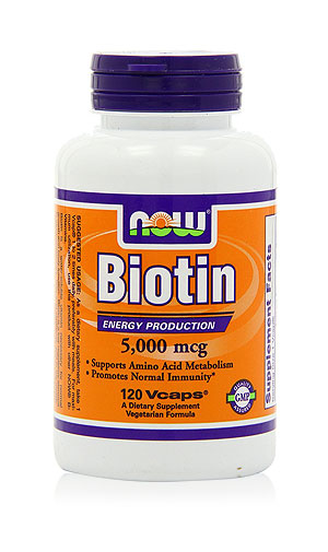 Now biotin 5000 mcg for hair growth review