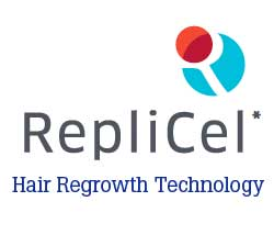 replicel company and hair loss research