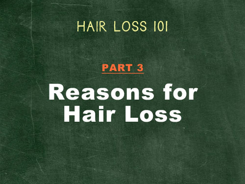 What Causes Hair Loss? 10 Most Common Reasons