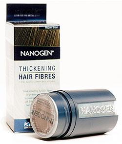 nanogen hair fibers