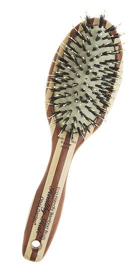 oliva garden hair brush