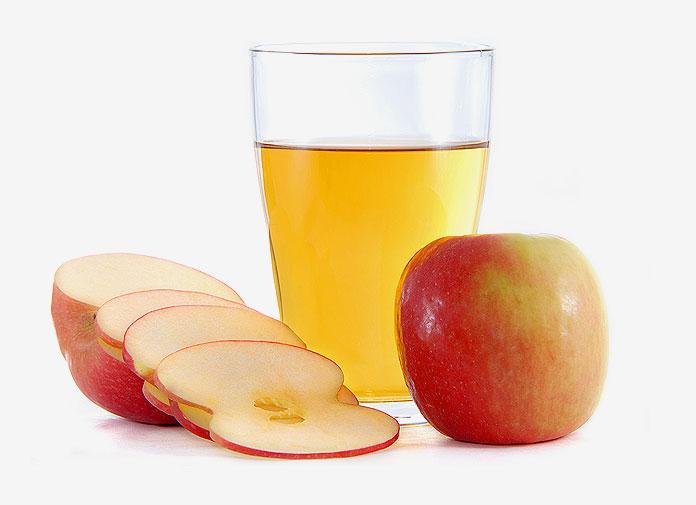 apple cider vinegar hair loss study