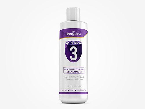 Lipogaine Big 3 Shampoo Review