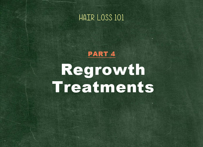 female hair regrowth treatments