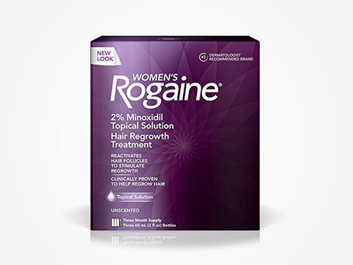 Does Rogaine Work? Reviews with Before and After Pictures