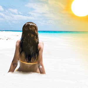 5 Natural Oils for Harsh Sunlight - Protect Your Hair from The Summer Heat