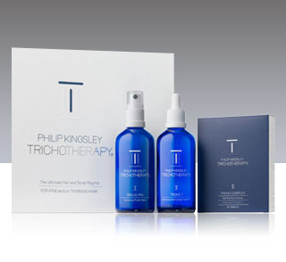 Philip Kingsley Introduces Trichotherapy to Stop Thinning Hair