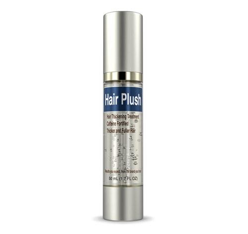best hair thickening product hair plush serum