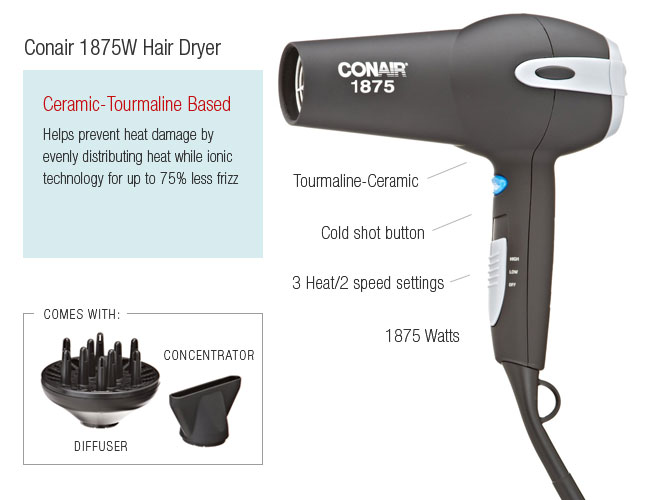 Give Me More Volume The Best Hair Dryer For Fine Hair