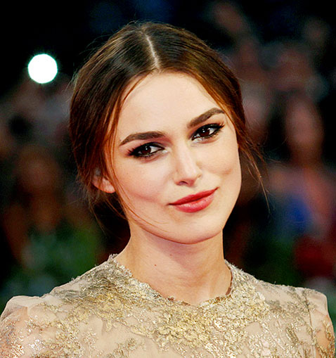 Keira Knightley Wearing Wigs Due to Hair Loss