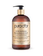 pura dor anti hair loss shampoo