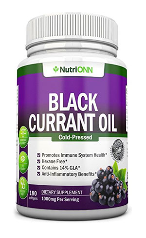 Black Currant Oil For Hair Loss Reviews Study Shows
