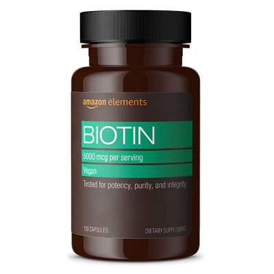 amazon biotin review for hair growth