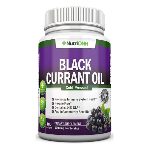 best black currant oil supplement for hair growth