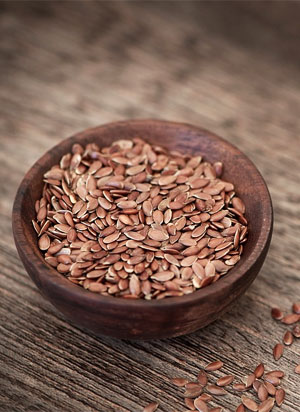 dr oz hair growth foods flaxseeds