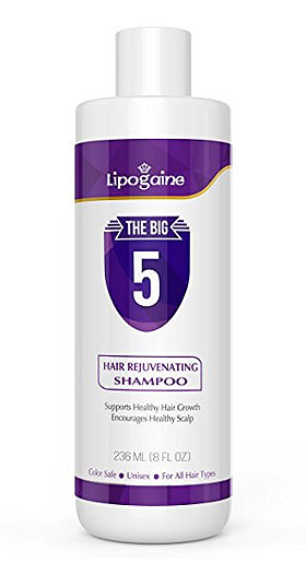 lipogaine big 5 shampoo review