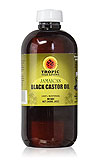 Tropic Isle Living Jamaican black castor oil for hair growth