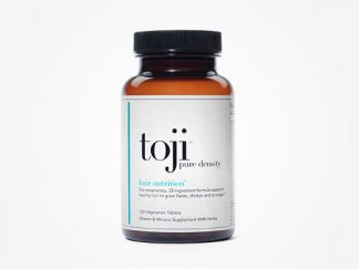 Toji Pure Density Vitamins Review – Does It Work for Hair Growth?
