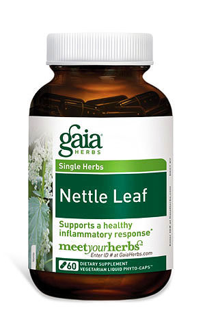 Nettle leaf hair loss