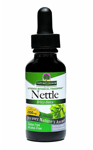 best nettle leaf tinctures for hair loss alcohol free gluten free formula