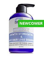 hair loss regrowth best seller purebiology revivahair shampoo