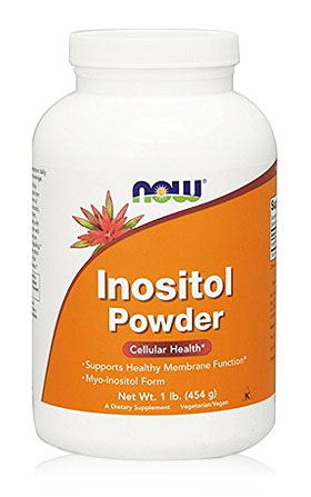 Now foods inositol powder for PCOS hair loss