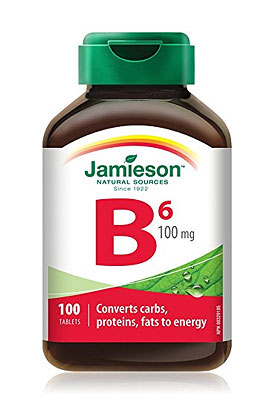 jamieson b6 supplement for hair lss