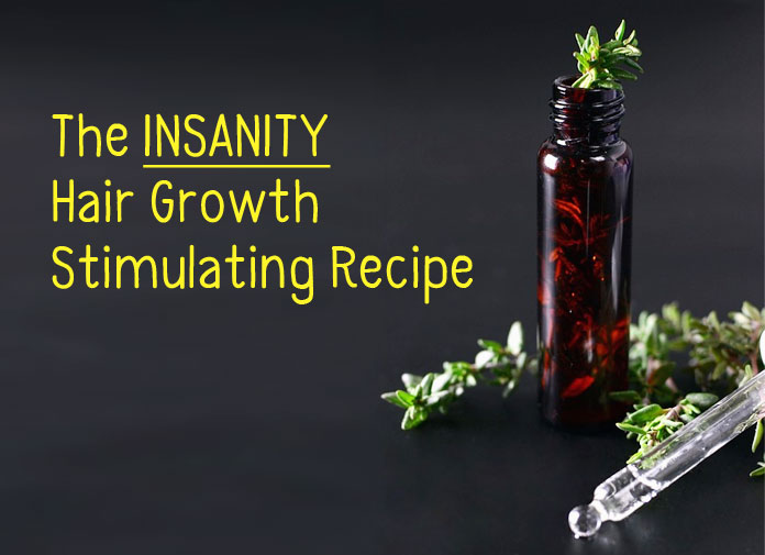 The Insanity Hair Growth Recipe The Ultimate Essential Oil Blend