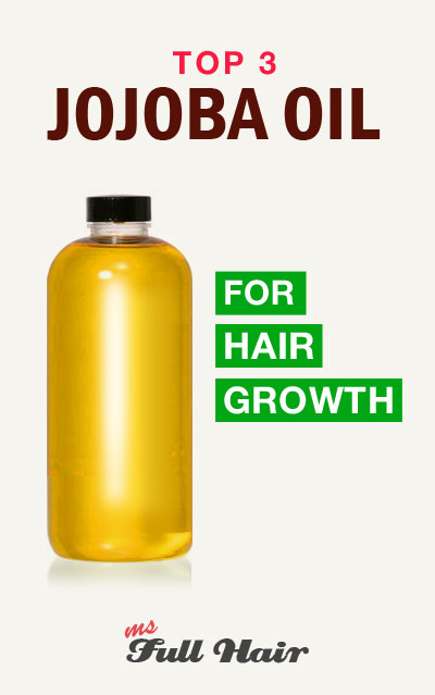 best jojoba oil for hair growth and hair loss