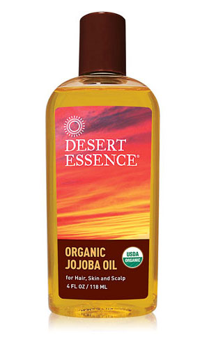 desert essence organic jojoba oil for thinning hair