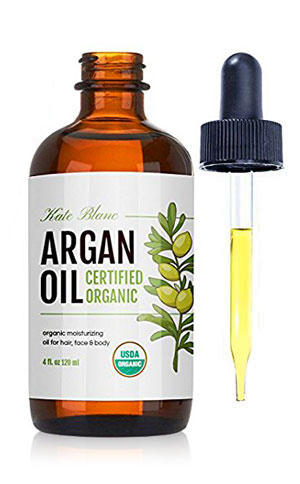 kate blanc usda organic certified pure jojoba oil for hair loss