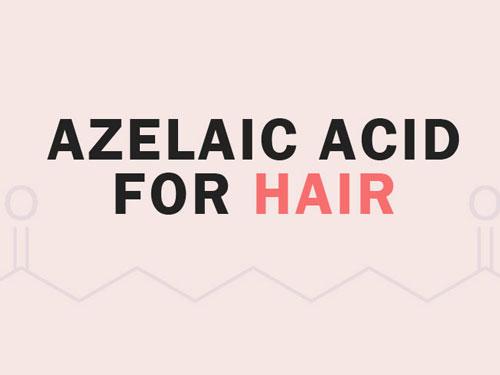Azelaic Acid for Hair Loss – Capture DHT and Alopecia Areata