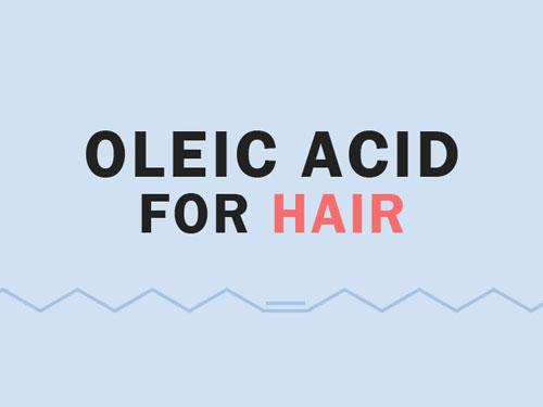 oleic acid for hair growth