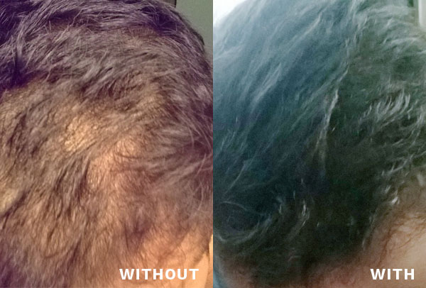 top hair thickening spray gel before and after photos