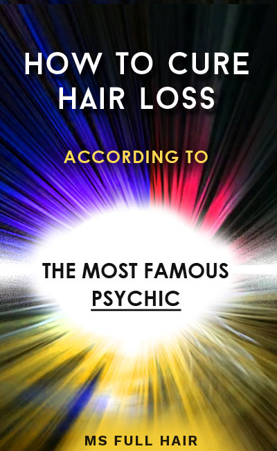 how to cure hair loss edgar cayce psychic medium medical intuit reading