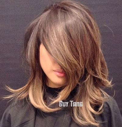 50 Best Medium Length Hairstyles for Thin Hair | Ms Full Hair
