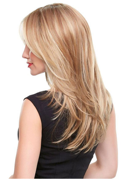 Hairstyles for Long Thin Hair