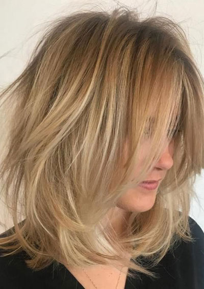 Hairstyles for Thin Hair Over 50 & Over 60