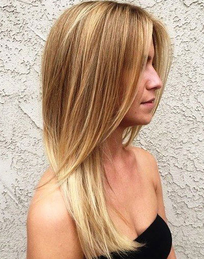 Long Hairstyles with Layers Adding Volume for Fine Thin Hair