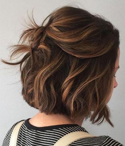 50 Medium Shoulder Length Hairstyles for Fine Hair