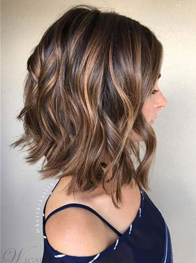 50 Best Medium Length Hairstyles For Thin Extremely Fine Hair